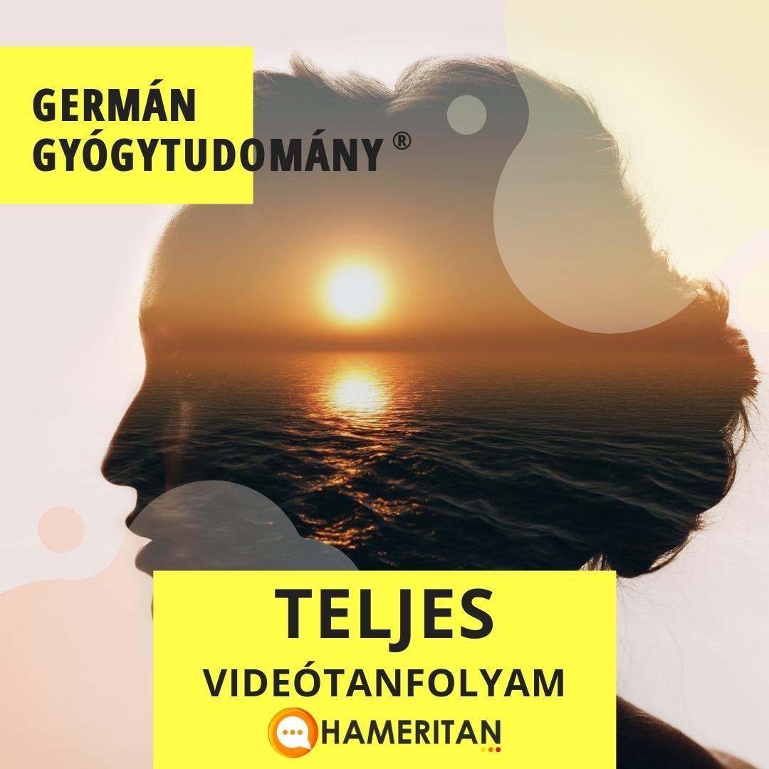 Hamretian - Török Gabriella - Germán Gyógytudomány online tanfolyam - teljes